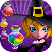 Witch Puzzle Saga Match3Potion