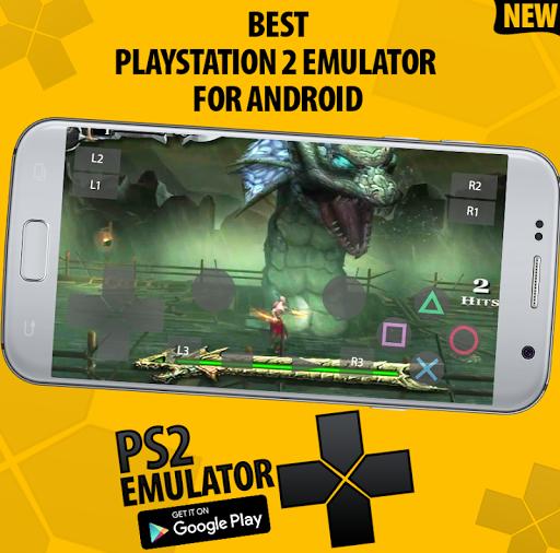 Golden PS2 Emulator For Android (PRO PS2 Emulator) 117 screenshots 3