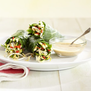 Thai Spring Rolls with Dipping Sauce