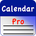 Calendar Pro/en - full version icon
