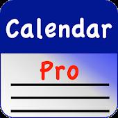 Calendar Pro/en - full version
