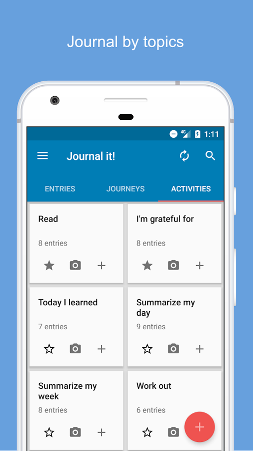 Best Android Travel Journal App