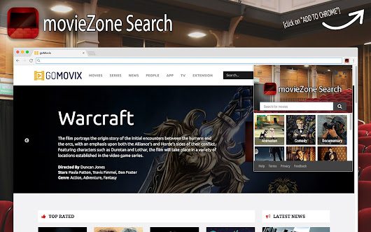 movieZone Search