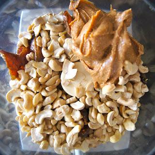 Coconut Cashew Bites Recipe