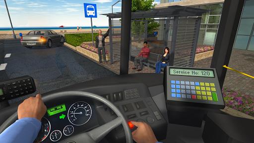 Bus Game Free - Top Simulator Games 2.0.0 screenshots 1