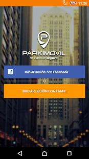 Parkimovil screenshot