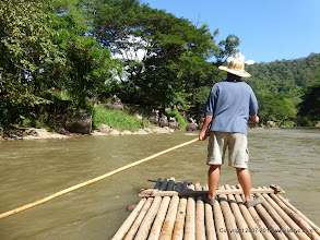 Photo: Rafting the Mae Rim