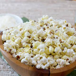 Truffle Oil Popcorn.