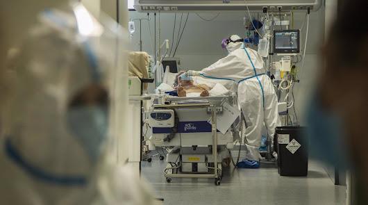 Coronavirus en Almería: un muerto y subidón de hospitalizados, 15 en 24 horas
