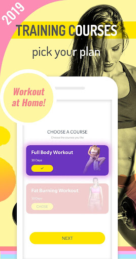 Abs Workout Pal - 7 Minutes Home Fitness App 1.2.4 screenshots 1