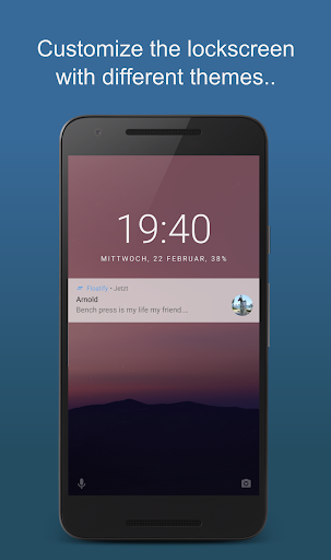Floatify Lockscreen v11.50 + [Key]