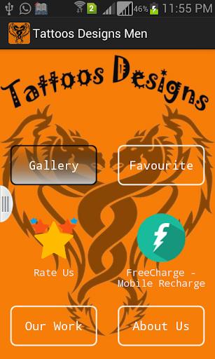 Tattoos Latest Designs for Men