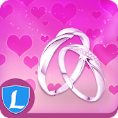 AppLock Theme Wedding Romance