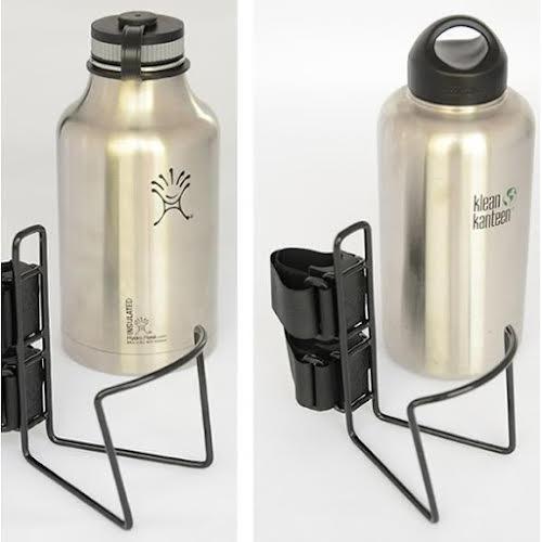"TwoFish Growler QuickCage 64oz Water Bottle Cage - 5.0"" Diameter"