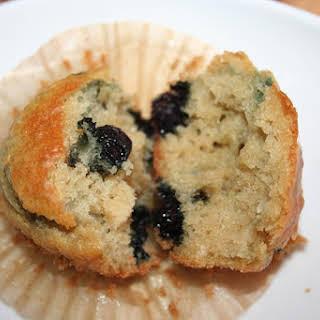 No Wait Sourdough Muffins.