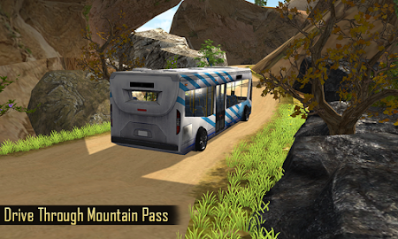 Off Road Tourist Bus Driving 1.2 screenshot 69623