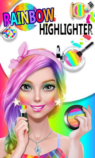 Makeup Artist - Rainbow Salon