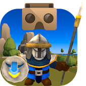 VR Quest: Crossing the Kingdom (Google Cardboard)