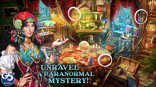 The Paranormal Society: Hidden Object Adventure - screenshot