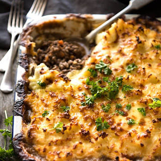 Cottage Pie With Red Wine Recipes