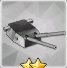 203mm連装砲T1(主砲)