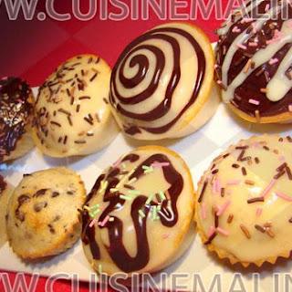 Petits Gateaux Filled Muffins