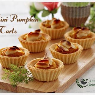 Mini Pumpkin Tarts Recipe