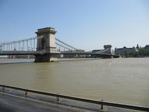 Photo: Day 72 - Chain Bridge in Budapest