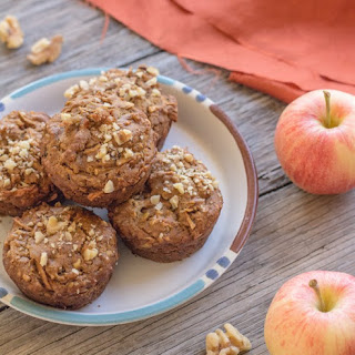 Apple Cinnamon Quinoa Muffins