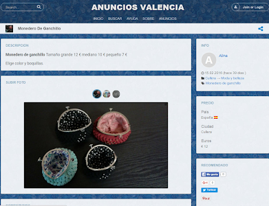 Anuncios Valencia screenshot 3
