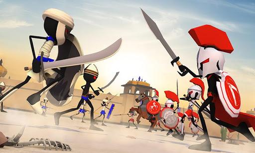 Persian Rise Up Battle Sim 1.0 screenshots 3