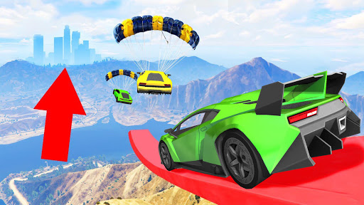 Car Stunt Games Mega Ramp Car Games Racing Driving 1.50 screenshots 3