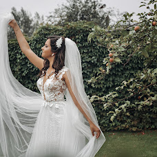 Wedding photographer Irina Ignatenya (xanthoriya). Photo of 29.07.2018