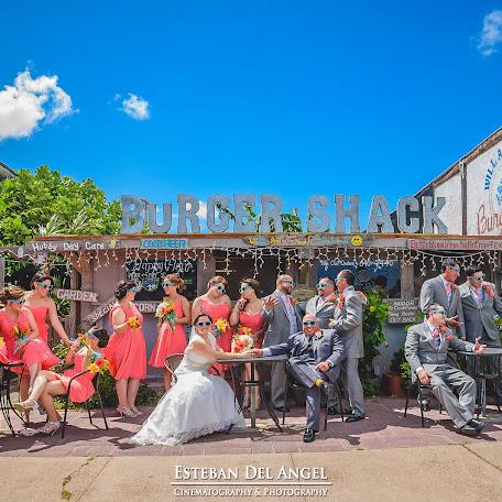 Wedding photographer Esteban Del angel (edacinemaphoto). Photo of 06.01.2017