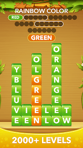 Word Heaps – Swipe to Connect the Stack Word Games 2