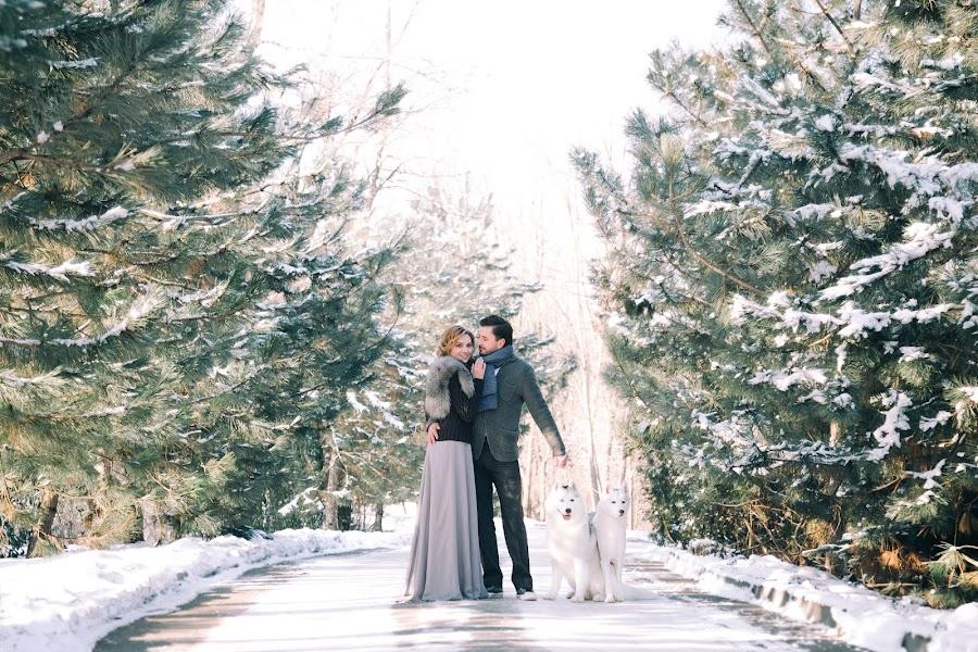 Huwelijksfotograaf Viktor Panchenko (viktorpan). Foto van 02.02.2016