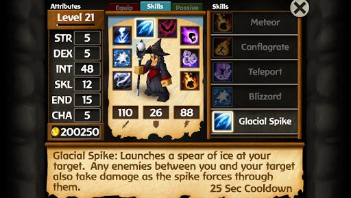 Battleheart Legacy screenshot 4