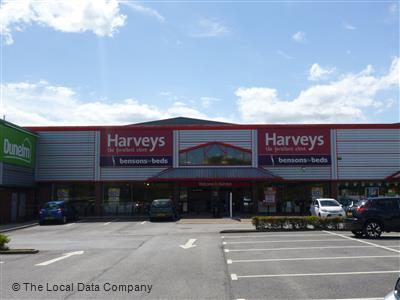 Harveys The Furniture Store on Wombwell Lane - Furniture Shops in ...