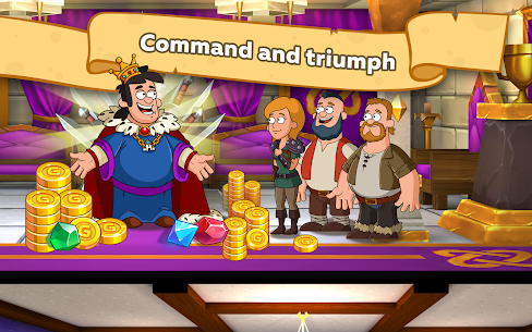 Hustle Castle: Medieval games in the kingdom Apk Download For Android and Iphone 6