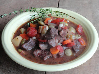 Hearty Herb And Cabernet Beef Stew Recipe