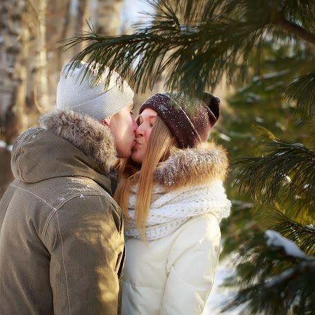 Wedding photographer Natalya Kramar (Weddphotokn). Photo of 18.01.2018