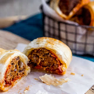 Gourmet Sausage Roll.