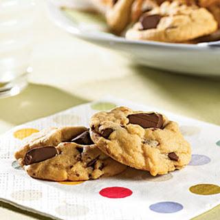 Dark Chocolate Chunk Cookies