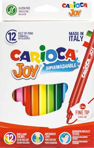 Carioca Fiberpennor 12st