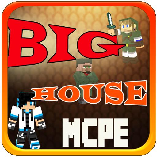 Big House Mod For Mcpe free