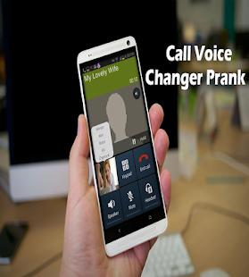 Call Voice Changer Prank - náhled