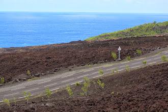 Photo: Lava Réunion RN2