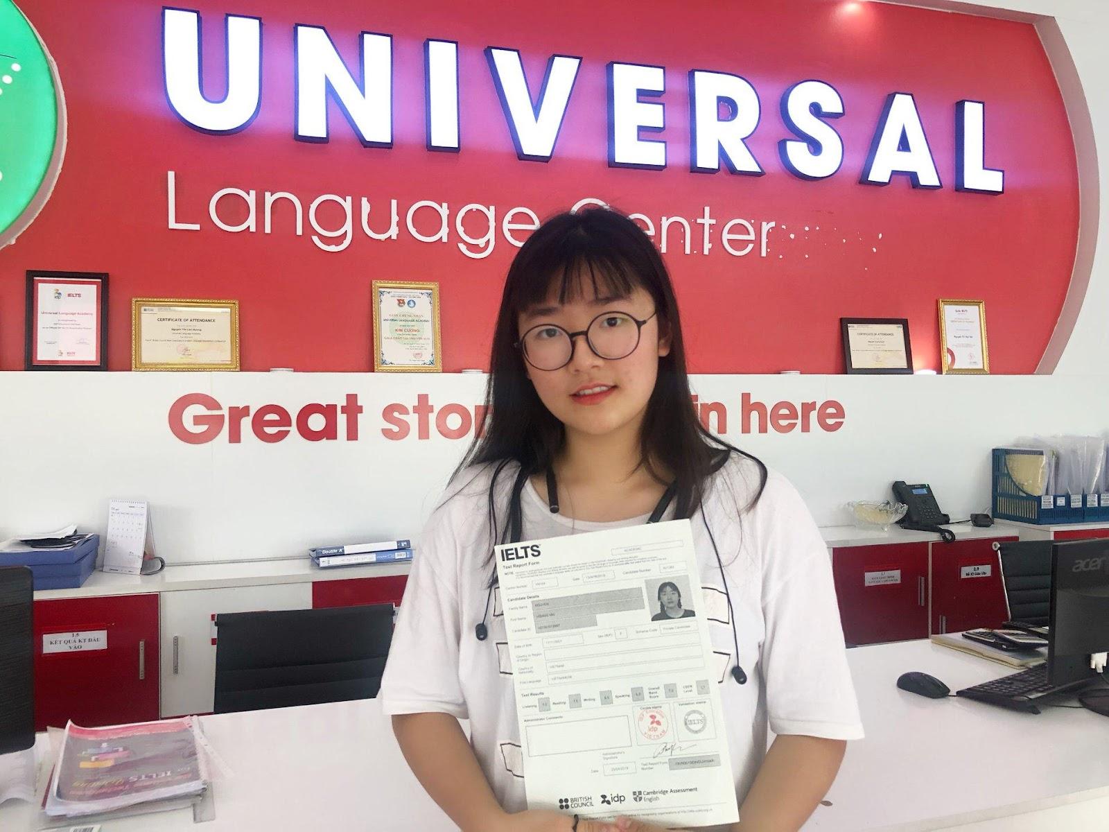 Học IELTS online cùng Universal Blog  - Ảnh 2