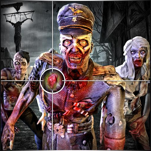 Zombie shooter: the zombie shooting game (game)
