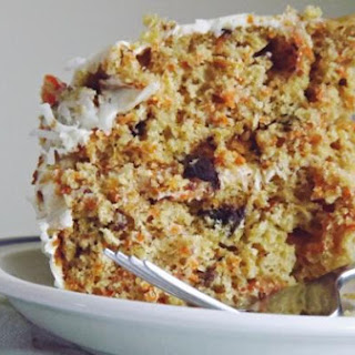 Easter Carrot Cake